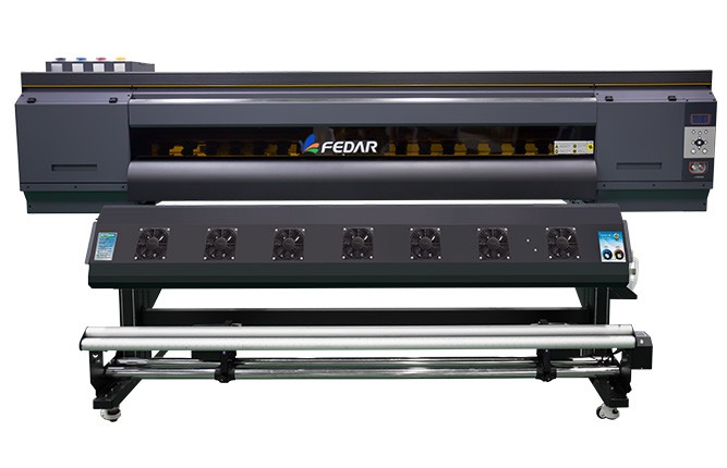 Fedar sublimation printer can get investment in return